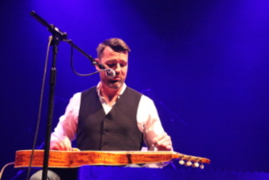 Clubkonzert – Martin Harley 29. Oktober 2015 rock`n´popmuseum