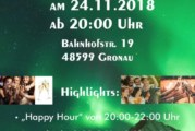 "Ü-30 Party 2 im ""Alt Gronau"""