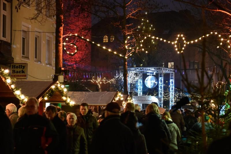 Weihnachtsmarkt Gronau